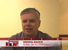 Click here to see an episode of Democracy Now where Steven Kinzer, New York Times reporter, describes the details of the U.S.A and U.K.'s 1953 Coup in IRAN. You need to have Real Player installed to see this video. You can download Real Player from: http://www.real.com
